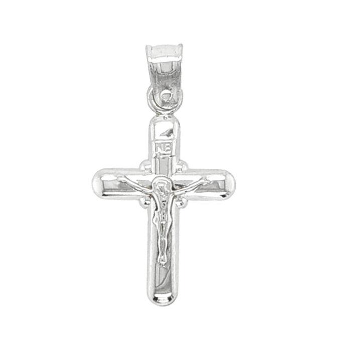 Σταυρός για άνδρα Dio από Ασήμι (925). Χειροποίητος.