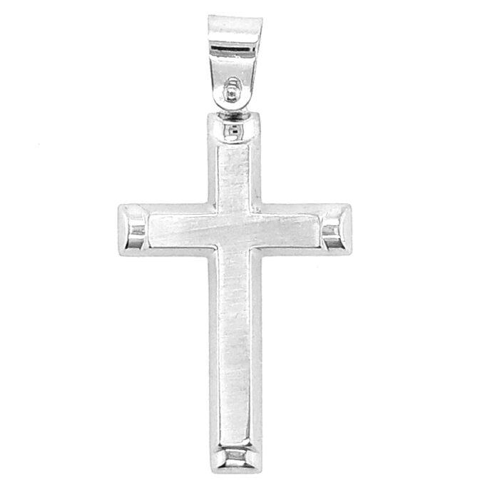Βαπτιστικός Σταυρός Dio για αγόρι. Χειροποίητος.
