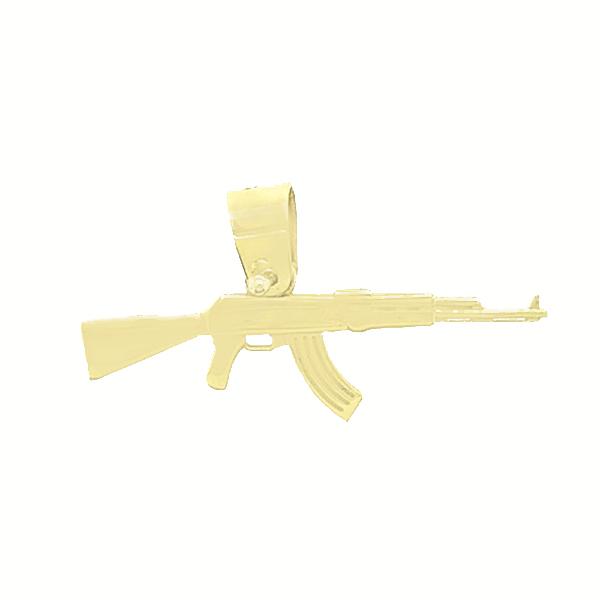 Όπλο Ασημένιο Χειροποίητο Άνδρας Αγόρι